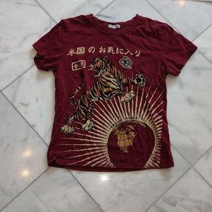Lucky tee shirt M